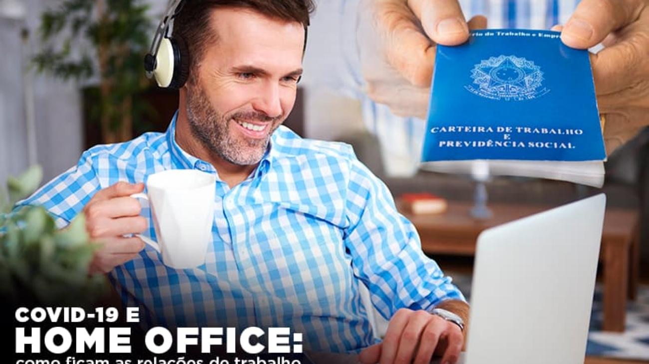 Covid 19 E Home Office: Como Ficam As Relações De Trabalho - Notícias e Artigos Contábeis