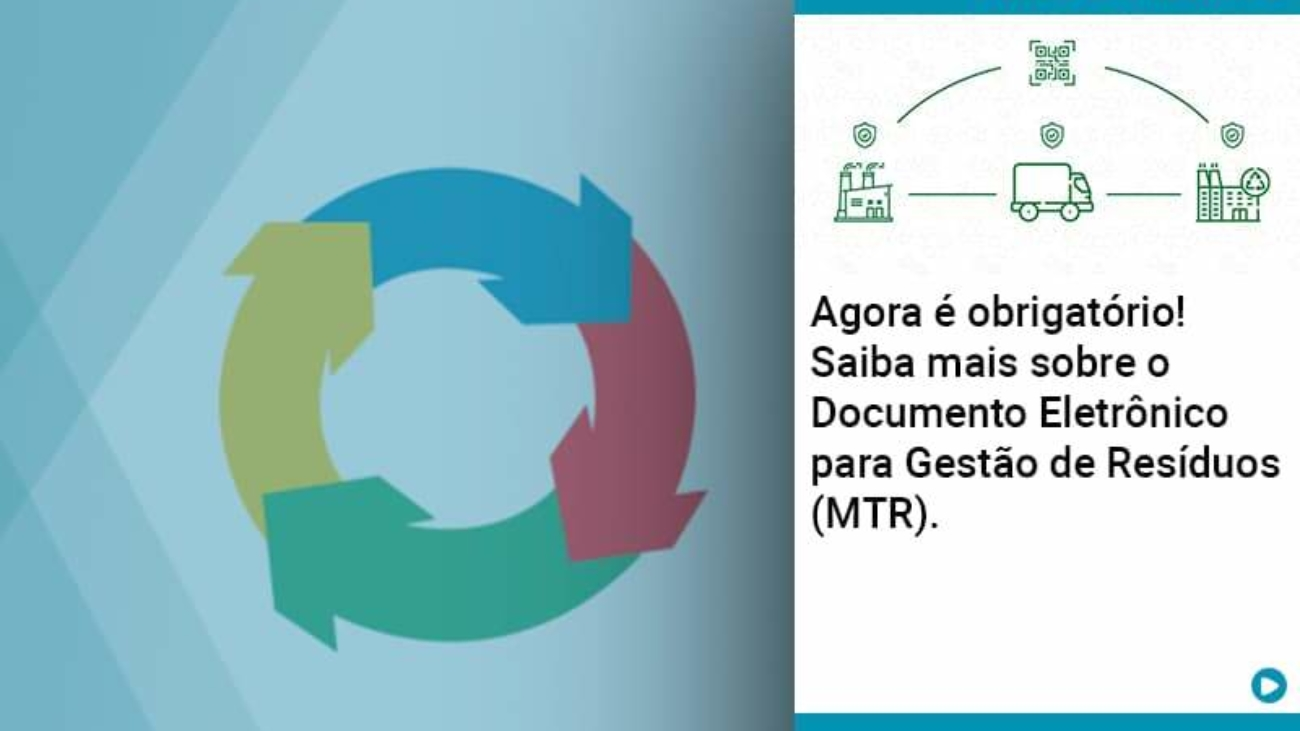 Agora E Obrigatorio Saiba Mais Sobre O Documento Eletronico Para Gestao De Residuos Mtr - Acredit