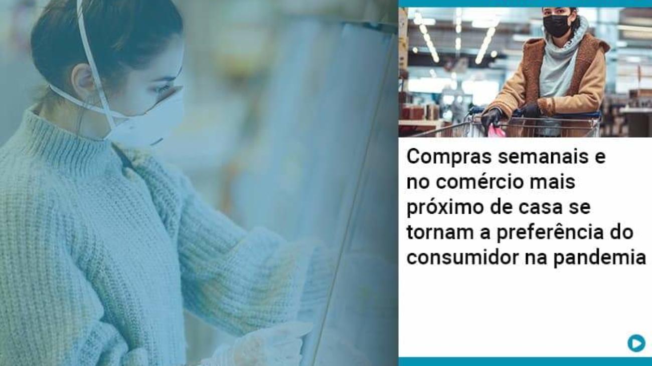 Compras Semanais E No Comercio Mais Proximo De Casa Se Tornam A Preferencia Do Consumidor Na Pandemia - Acredit